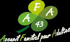 Logo AFA43 - bas de page du site (footer)