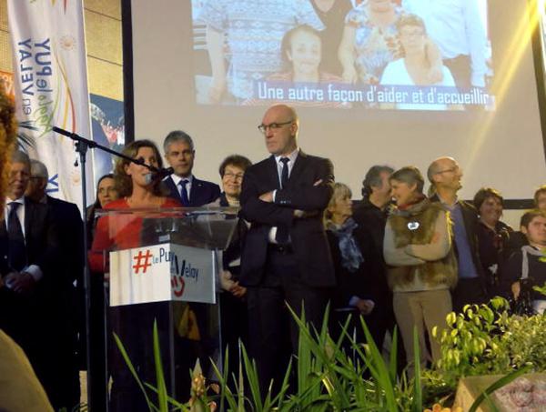 Les vœux du Maire 2017