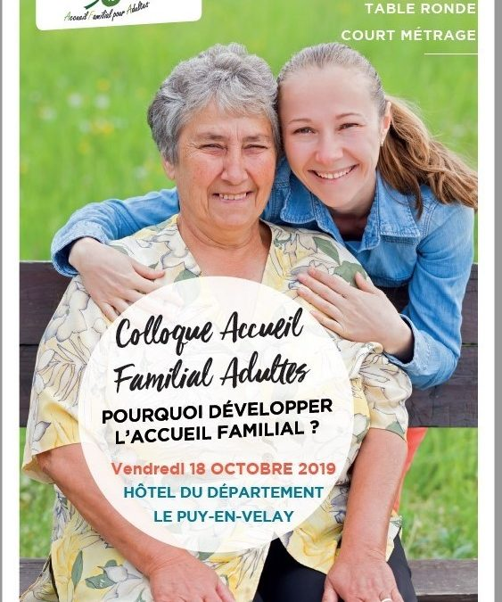 affiche colloque AFA43 - 18 octobre